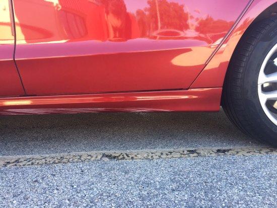 Cudahy, WI: Damage to Vehicle