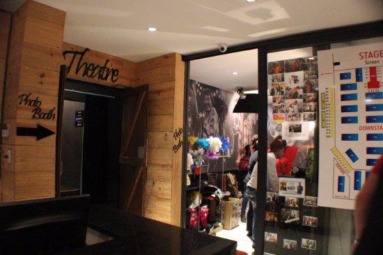 Bellville, Afrika Selatan: ....a souvenir shop