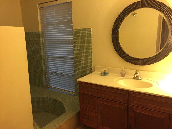 Azul del Mar: Bathroom in Royale - walk-in shower
