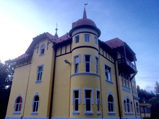 Hotel Zamecek Kaplice : photo0.jpg