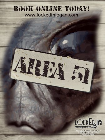 Logan, UT: Area 51 - Can you find proof of Alien life?