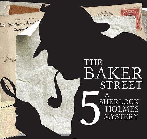 Logan, UT: Identify the murderer...Sherlock Holmes style!