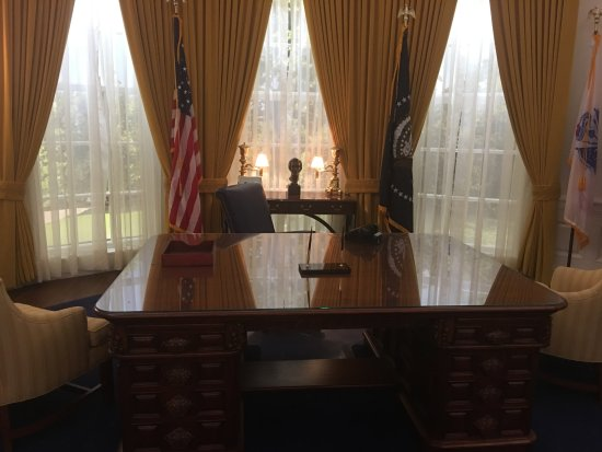 Yorba Linda, Kaliforniya: Nixon's Oval Office