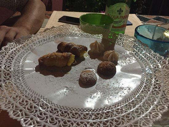 Marone, Italie : Dessert