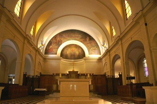 Église Saint Jean Baptiste de Grenelle