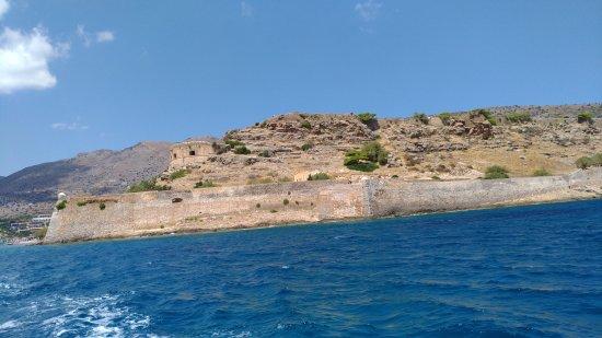 Elounda, Greece: Boat Day Trips Spinalonga