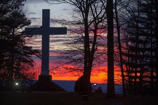 Sewanee, TN: This is my favorite.. Always a good place to watch a sunset.I got this one last fall.