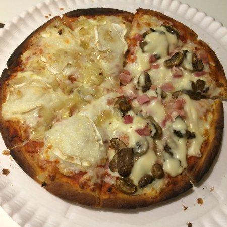 lekkerste pizza ooit