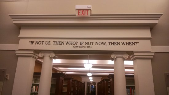 Nashville Public Library: History speaks to us today!