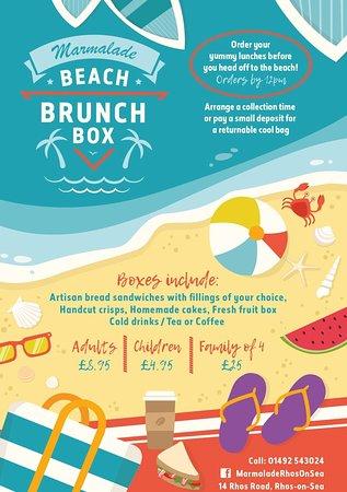 Rhos-on-Sea, UK: Summer Specials