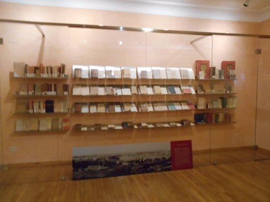 Emilia Pardo Bazan House Museum : Patrimonio bibliográfico