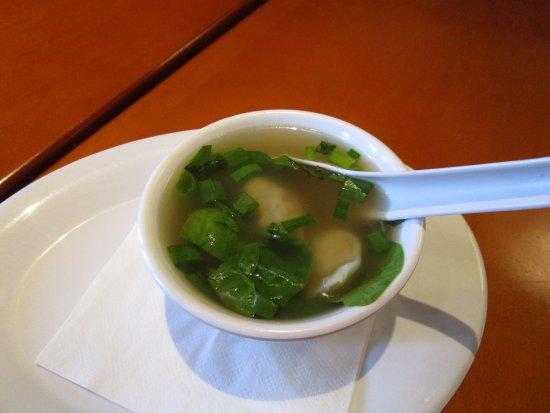 Thai Wonton Soup Picture Of Pei Wei Asian Diner Tucson