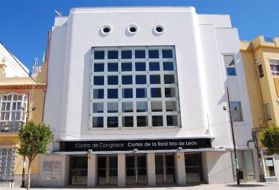San Fernando, España: Centro de Congresos Cortes de la Real Isla de León