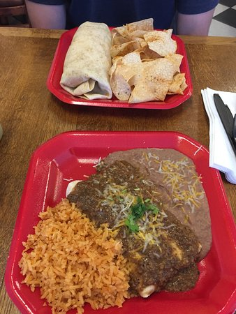 The Colony, TX: The first, but not last, time I have tried anything besides the street tacos. Still amazing