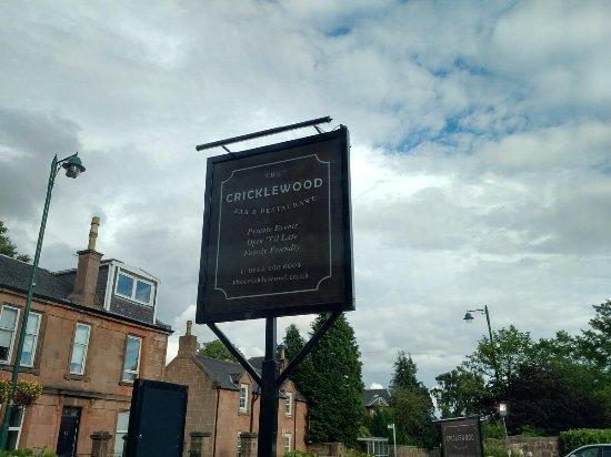 Bothwell, UK: Outside