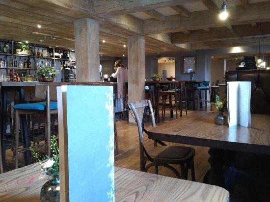 Bothwell, UK: Inside