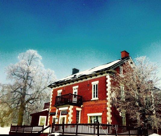 Champlain, Canada: Resto-Pub Manoir Antic
