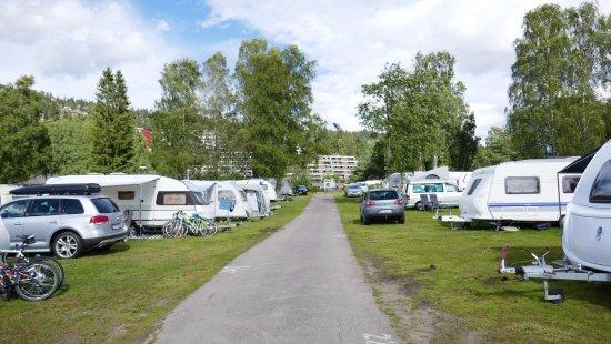 Bogstad Camp & Turistsenter: Stellplätze