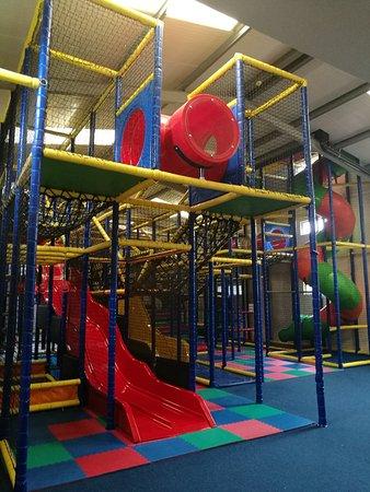 Tullow, Ireland: bigger kids area