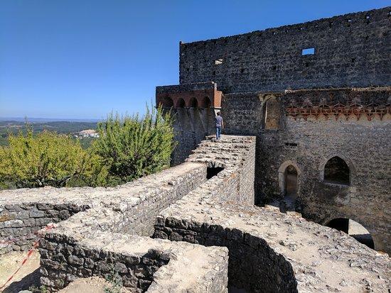 Ourem, Portugal : Castle