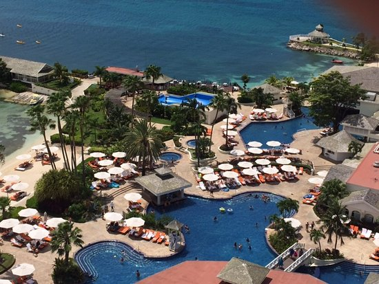 Moon Palace Jamaica: View from our room