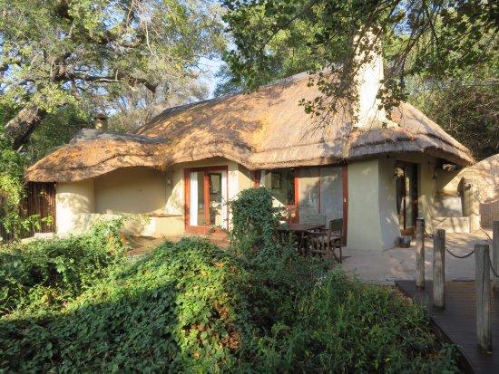 Jock Safari Lodge: Each room is a separate building