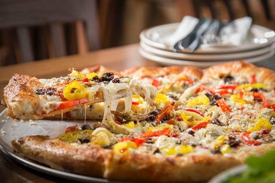 Broken Arrow, Оклахома: Is it pizza night?