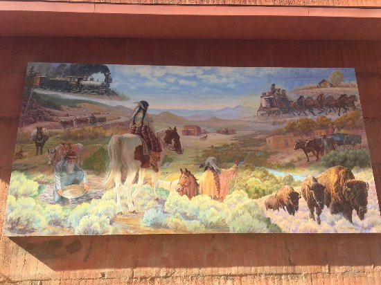 Del Norte, CO: Local Artwork