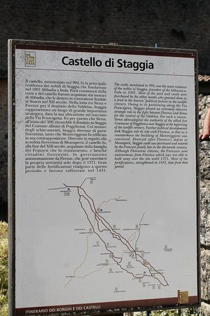 Staggia, Italië: Presentazione