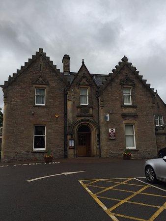 Lochardil House Hotel Restaurant