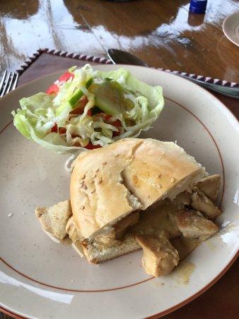 Eagle View, Mara Naboisho: Food served at eagle view