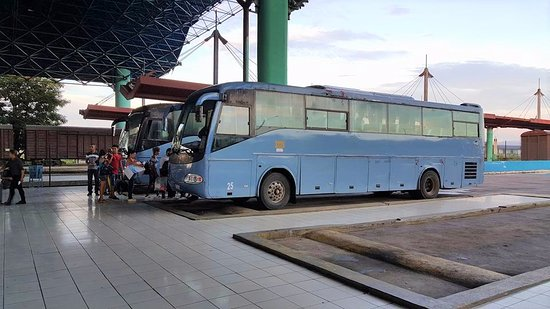 Buses For Local Residents Picture Of Buses Viazul Havana Tripadvisor