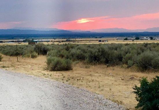 Fillmore, UT: Camping view