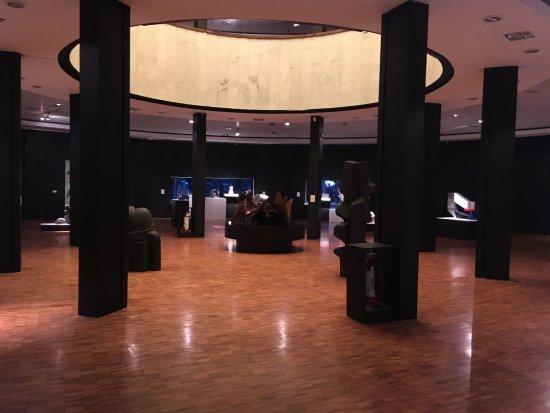 Museum of Modern Art (Museo de Arte Moderno): Interior of the Museum of Modern Art