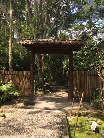 Bentong, มาเลเซีย: The entrance to the Japanese Village