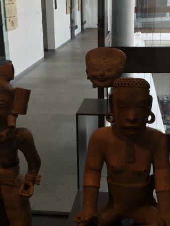 Santiago, Chile: Por dentro do museu