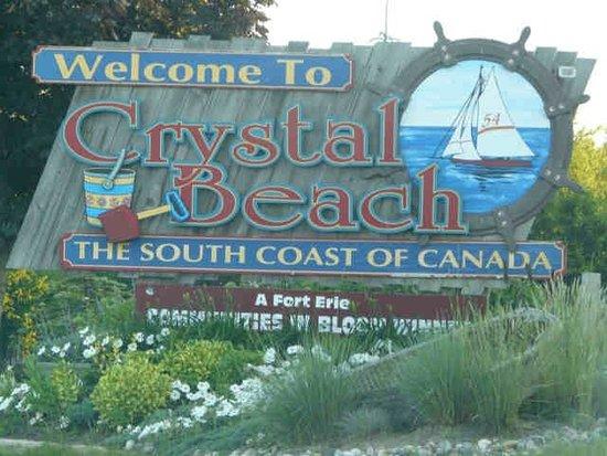 Crystal Beach, كندا: Crystal Beach