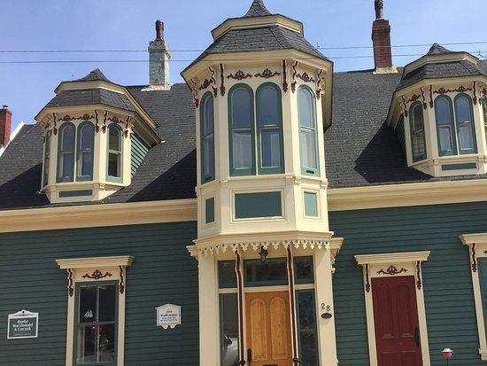 Lunenburg, Kanada: Historic homes!