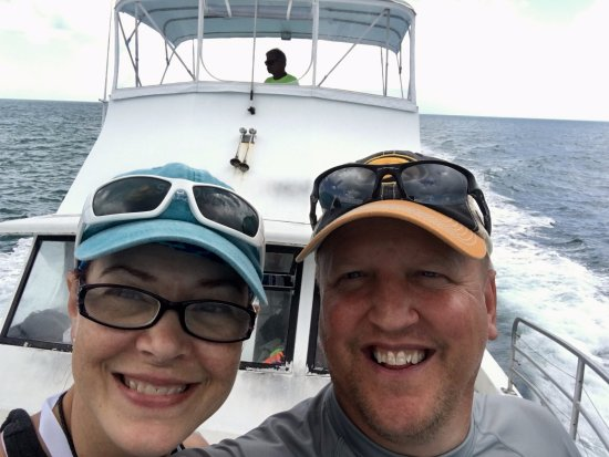 Sea Dwellers Dive Center: Great week!!
