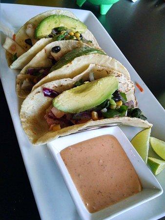 West Des Moines, IA: Shrimp Tacos.