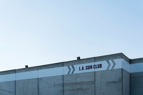 ‪The Los Angeles Gun Club‬