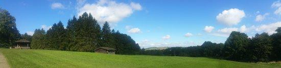 Corby, UK: panoramic view