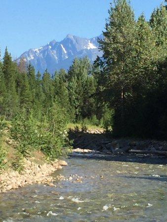 Valemount, Kanada: Swift Creek is the town water supply