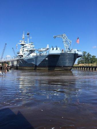 Battleship NORTH CAROLINA: photo0.jpg