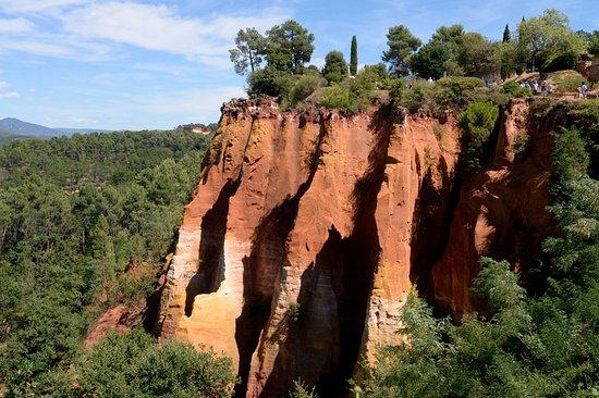 Gargas, France: Village de Roussillon