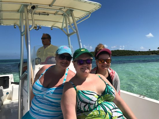 Spanish Wells, Eleuthera: Pictures from our awesome day!