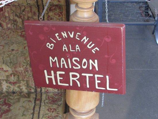 Maison Hertel De La Fresnier: Nom De La Galerie Du0027art