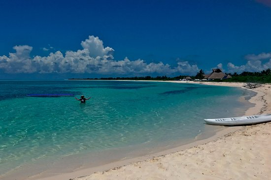Punta Sur Eco Beach Park: Wonderful Beach