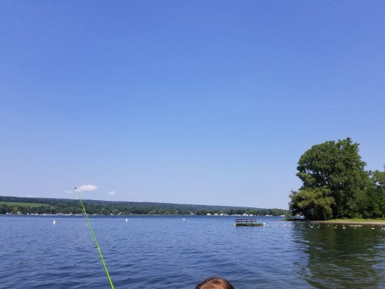 Bluff Point, NY: Keuka lake state park