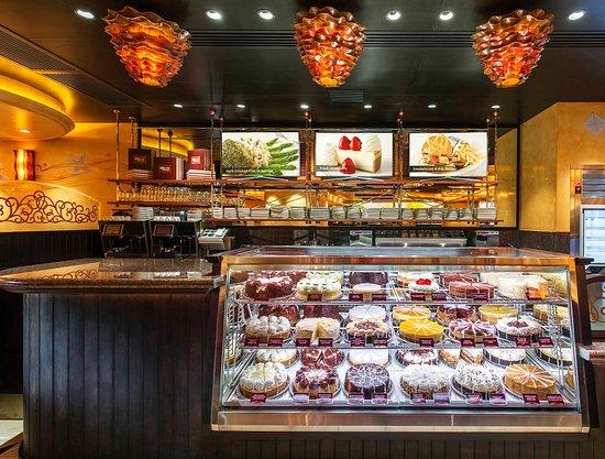 The Cheesecake Factory Harbour City Hong Kong Tsim Sha Tsui Menu Prices Restaurant Reviews Tripadvisor